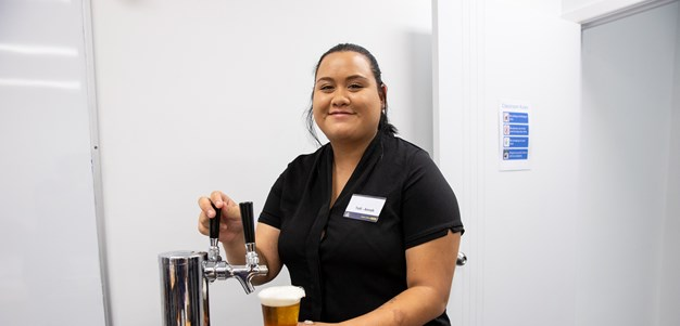 Shine with a Cert III in Hospitality!