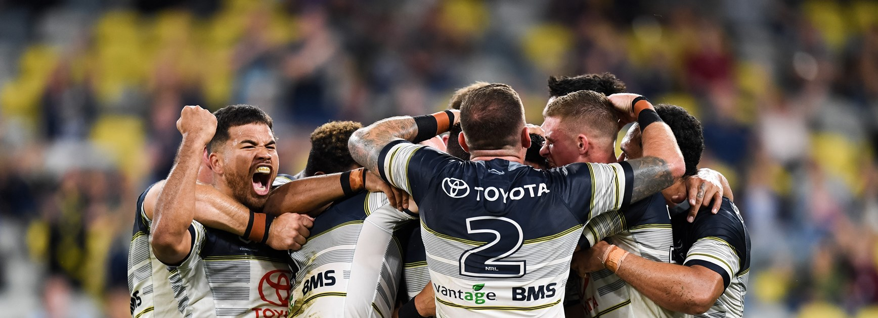Vote for your Man of the Match: Round 17 v Dragons
