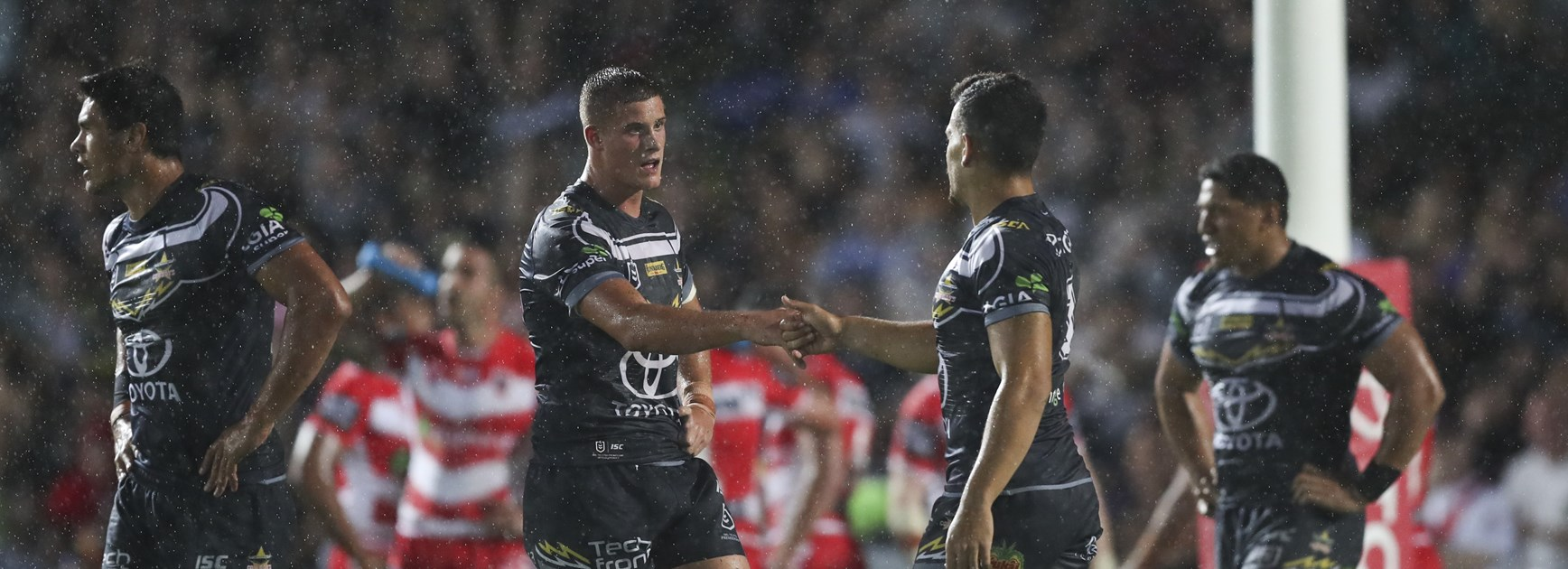Five things you need to know - Round 15 v Dragons