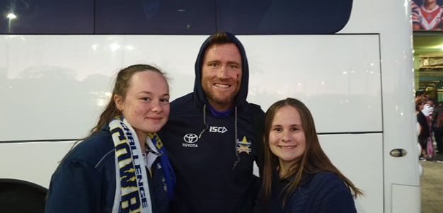 Your fan photos with Gavin Cooper!