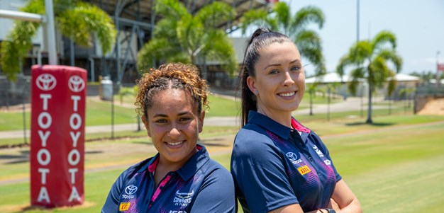 Gold Stars duo earn maiden NRLW contracts