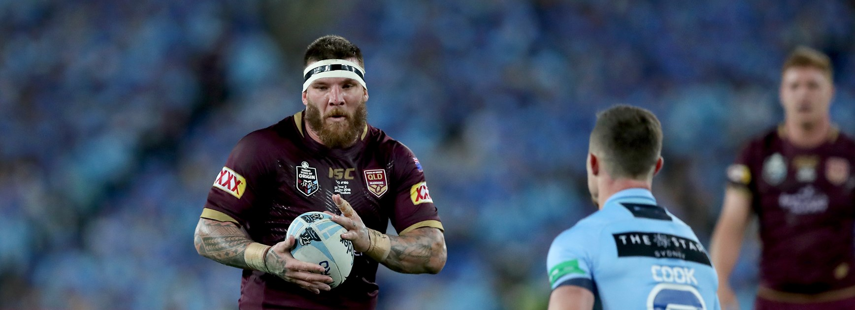 Renouf's Maroons side: I'd bring in young guns and hard heads