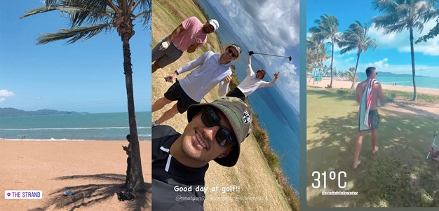 Cowboys on social: The Strand & a golf trip