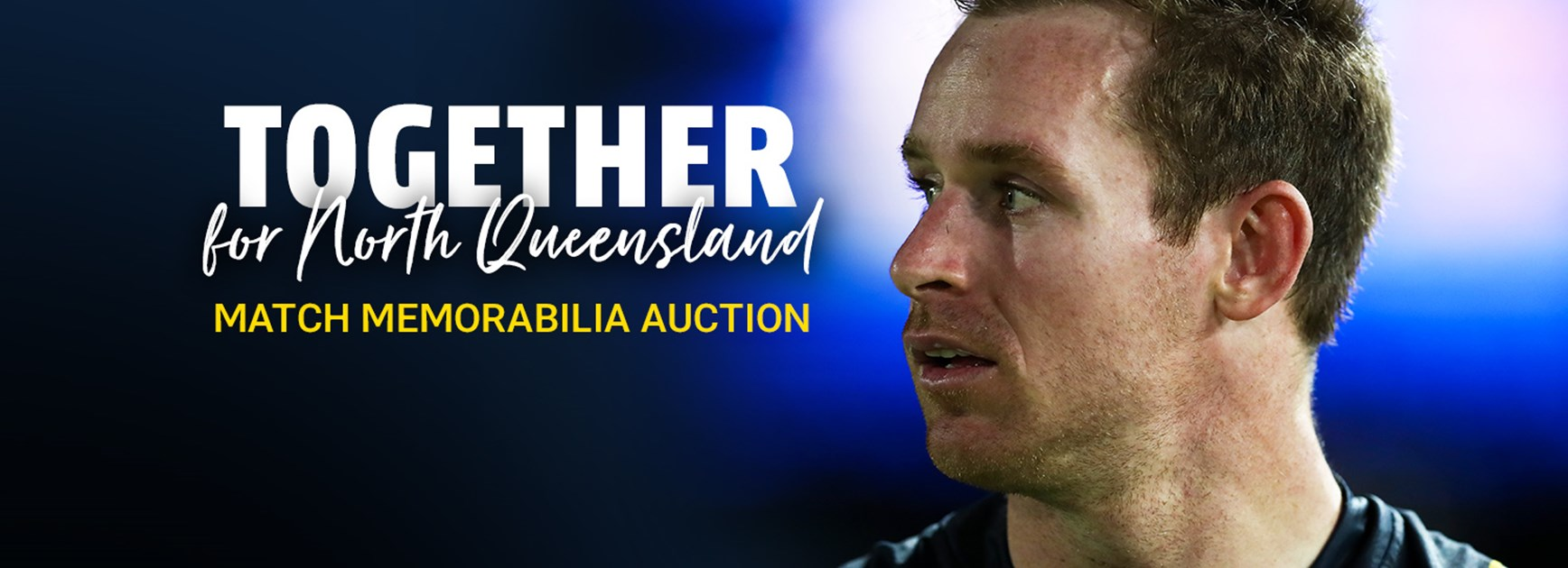 Match memorabilia auction raising flood funds