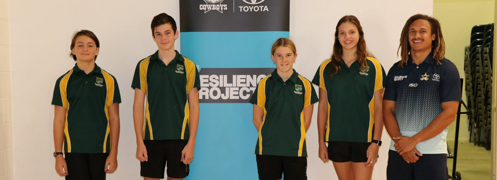 Proserpine SHS embracing resilience