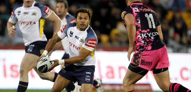 Five former Cowboys to take the field in Brisbane Legends match
