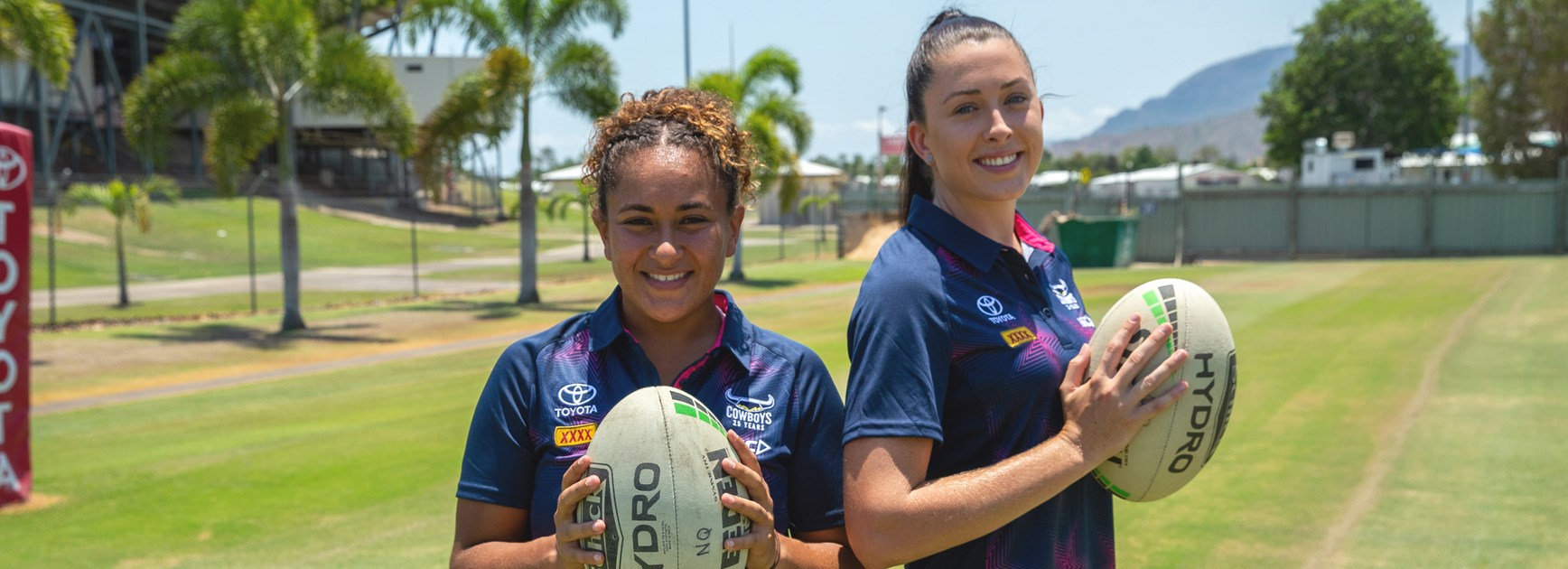 The Gold Stars are North Queensland's new QRLW team