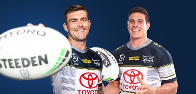 Feldt, Wright re-sign with Cowboys