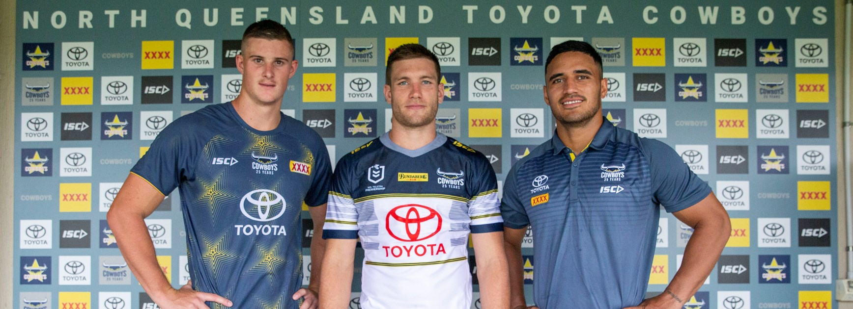 XXXX takes pride of place on Cowboys' playing shorts