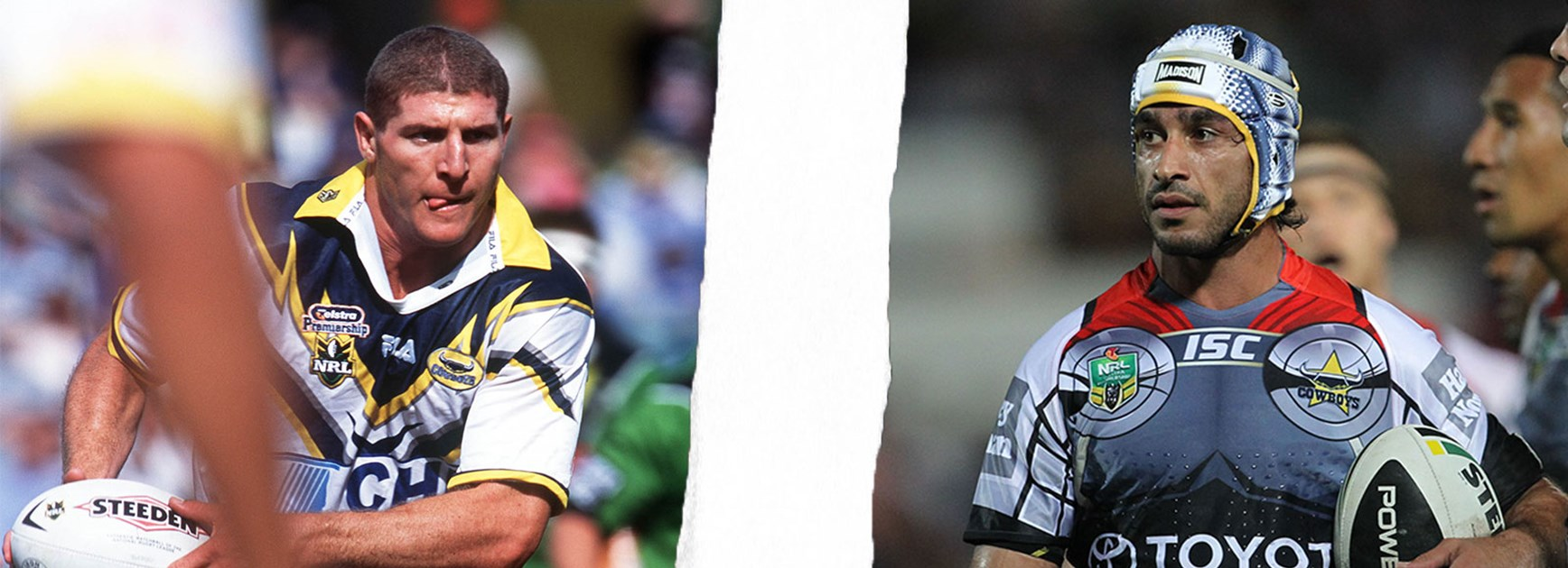 Jersey knockout: Rd 1: 2001 away v 2014 Marvel