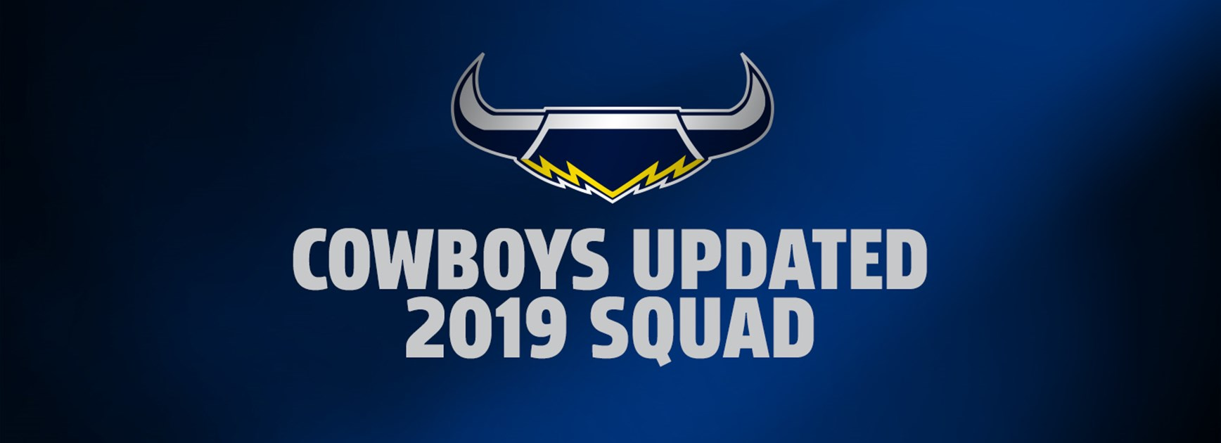 Updated 2019 Cowboys roster