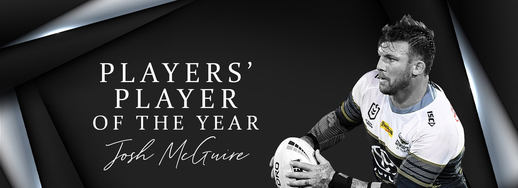 McGuire named Players' Player