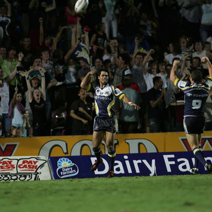Cowboys duo ranked fourth-best wing combination of NRL era