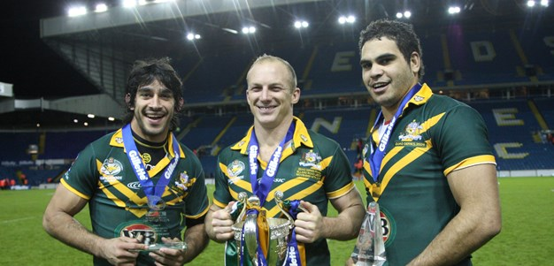 On this day: Thurston named MotM in Four Nations final