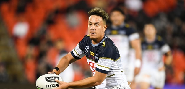 The 20 Cowboys that scored tries in their NRL debuts