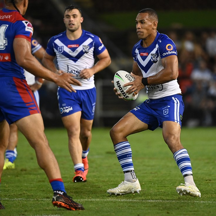 Bulldogs team list: Round 6 v Cowboys