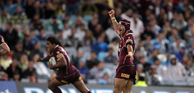 Thurston names his ultimate Maroons team