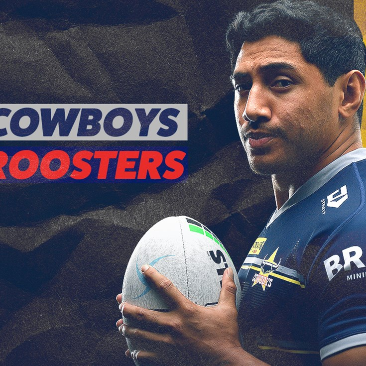 Cowboys team list: Round 10 v Roosters