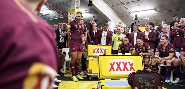 XXXX and the Maroons: it's in our DNA