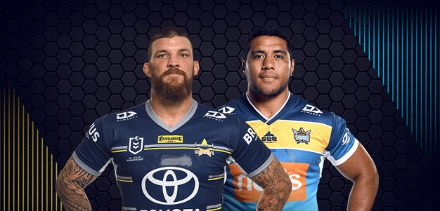 Updated NRL.com preview: Cotter at lock; Hand outs Taylor