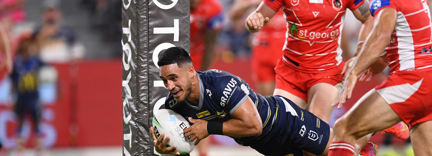 Round 2 snapshot: Morris wings it to top of Dally M leaderboard