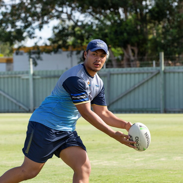 Cowboys promote four young guns to 2021 NRL squad