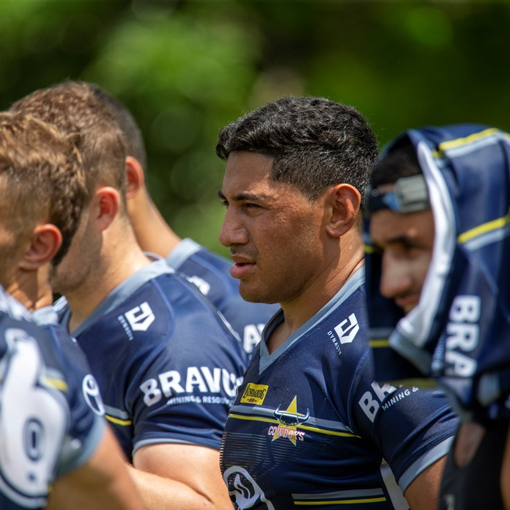 Taumalolo: I'm going to relish that added responsibility
