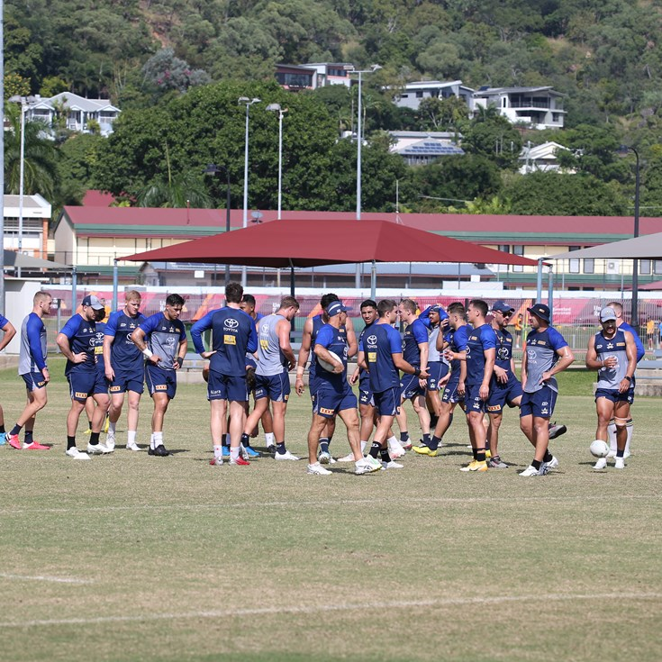Updated team list: Round 10 v Roosters