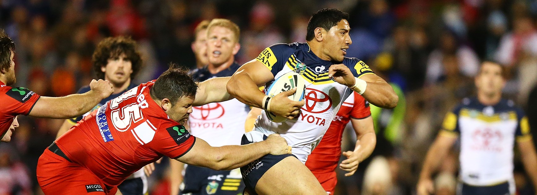 Quiz: Test your Cowboys v Dragons knowledge