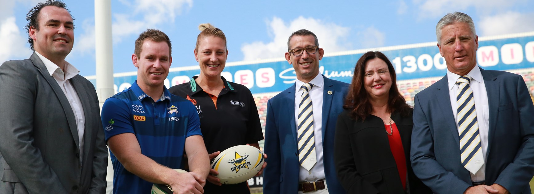 Cowboys and Fire sign strategic MOU