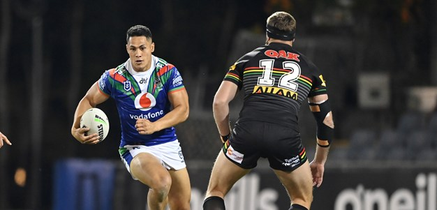 Warriors team list: Round 5 v Cowboys