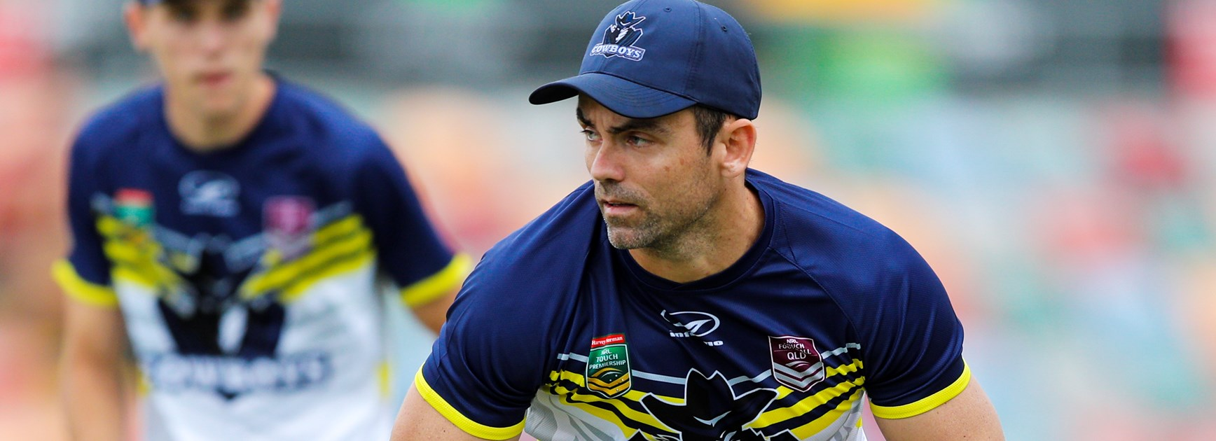 Cowboys return for NRL Touch Premiership