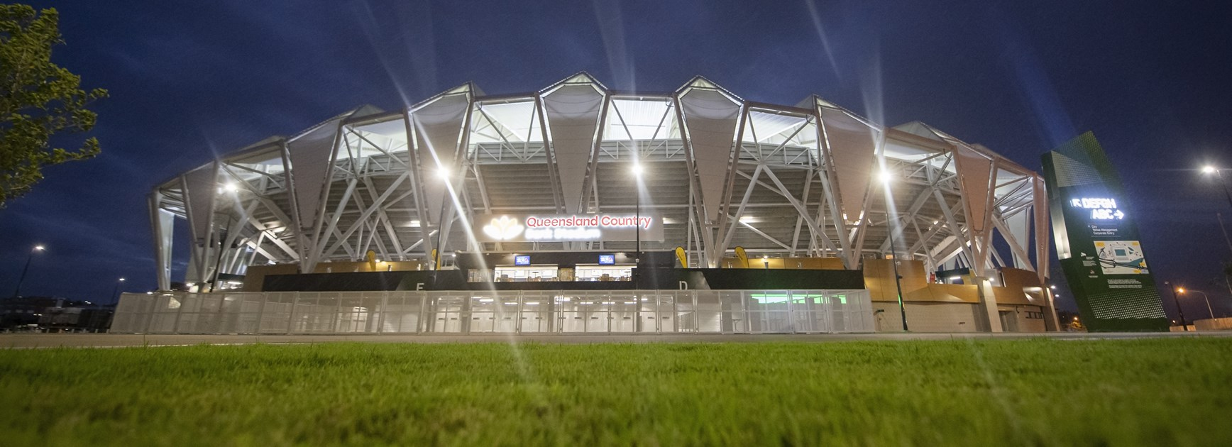 NRL announces venues for matches