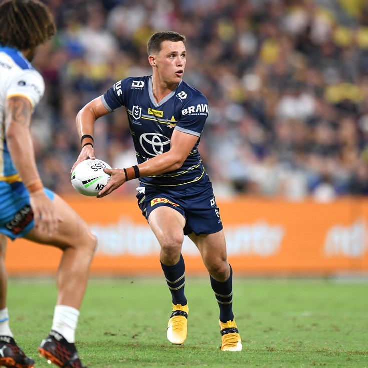 Cowboys re-sign Drinkwater until end of 2023