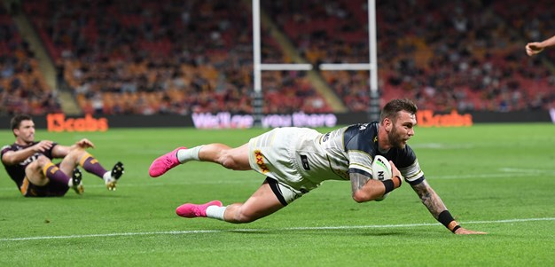 Feldt's 19 tries fourth-highest in club history