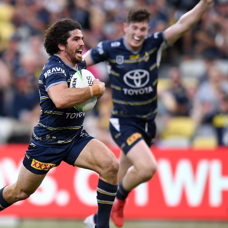 Cowboys rope in Granville for another two years