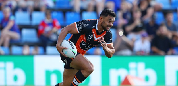 Wests Tigers team list: Round 5 v Cowboys