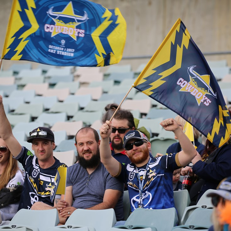 Fan Gallery: Round 11 v Raiders