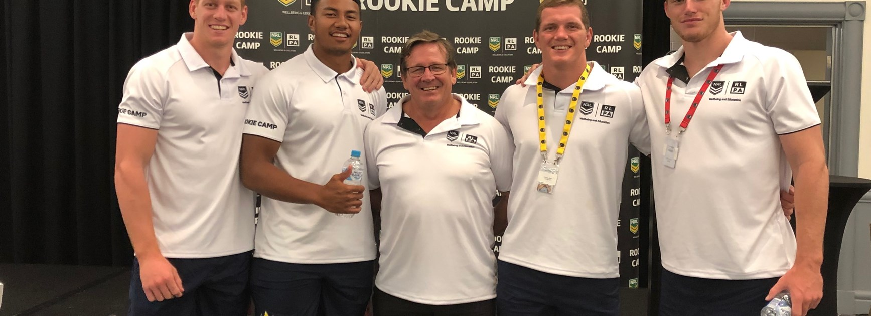 Timely lessons learned at 2018 NRL Rookie Camp