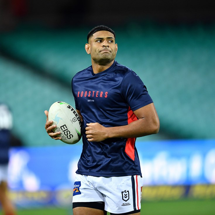 Sydney Roosters team list: Round 10 v Cowboys