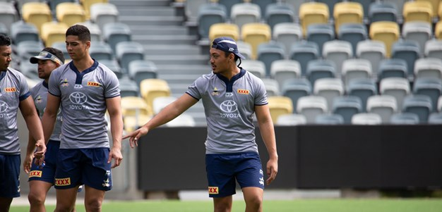 Cowboys Training: Round 5 v Tigers