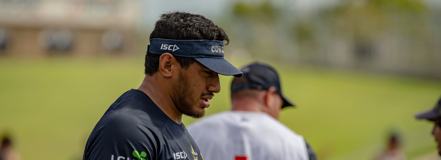 Taumalolo: I'll take my offload game to the next level