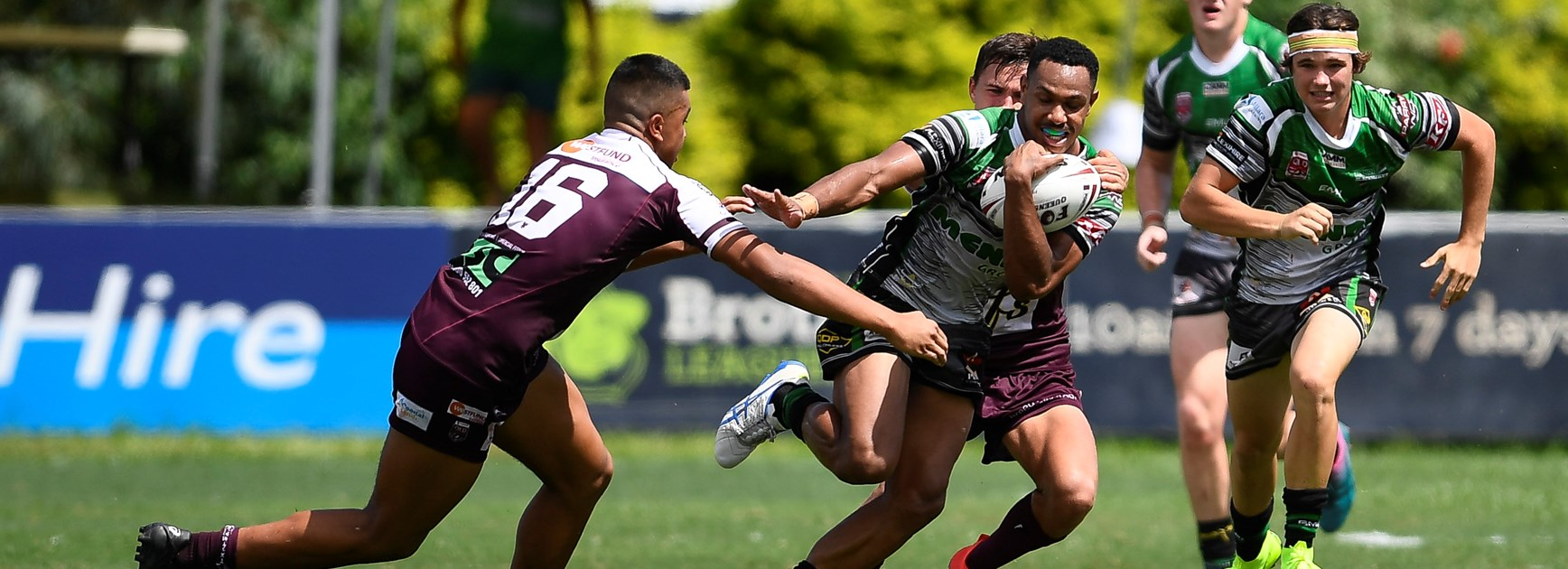 Junior Cowboy named in Australian Schoolboys squad