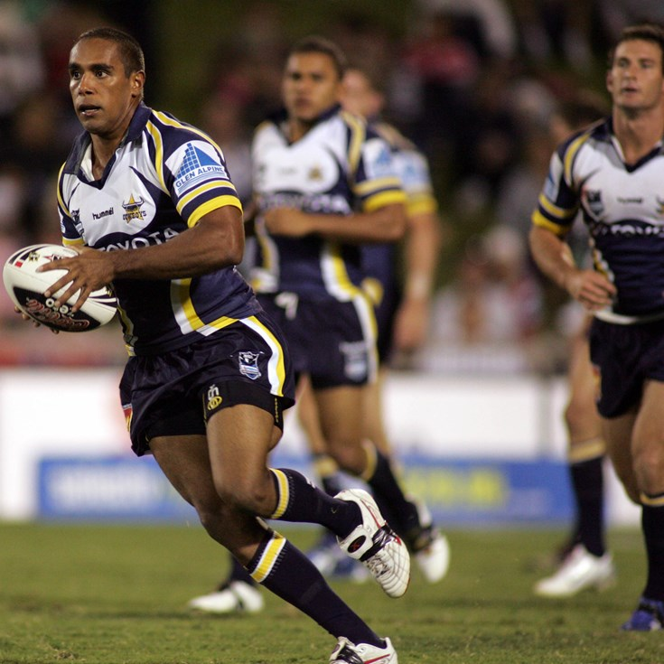 Seven former Cowboys named for Legends of League match