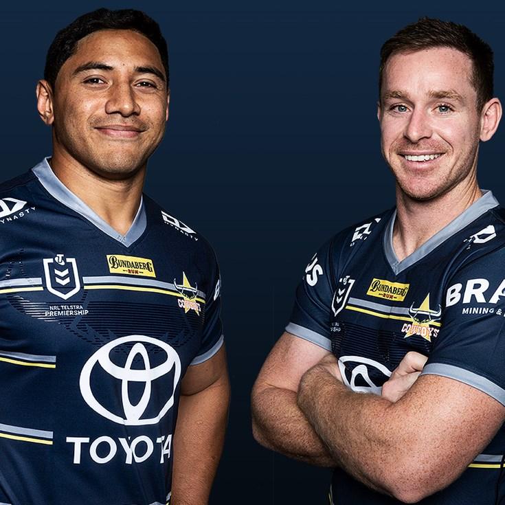 Payten promotes Taumalolo to co-captain alongside Morgan
