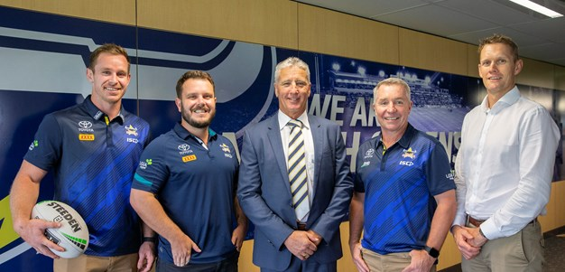 New Cowboys HQ a step closer