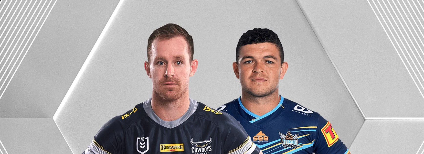Titans v Cowboys: Lisone returns; Morgan, McGuire back