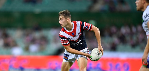 Sydney Roosters final team: Round 10 v Cowboys