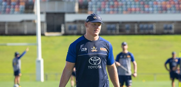 Six Cowboys to play in Q-Cup trial this Saturday