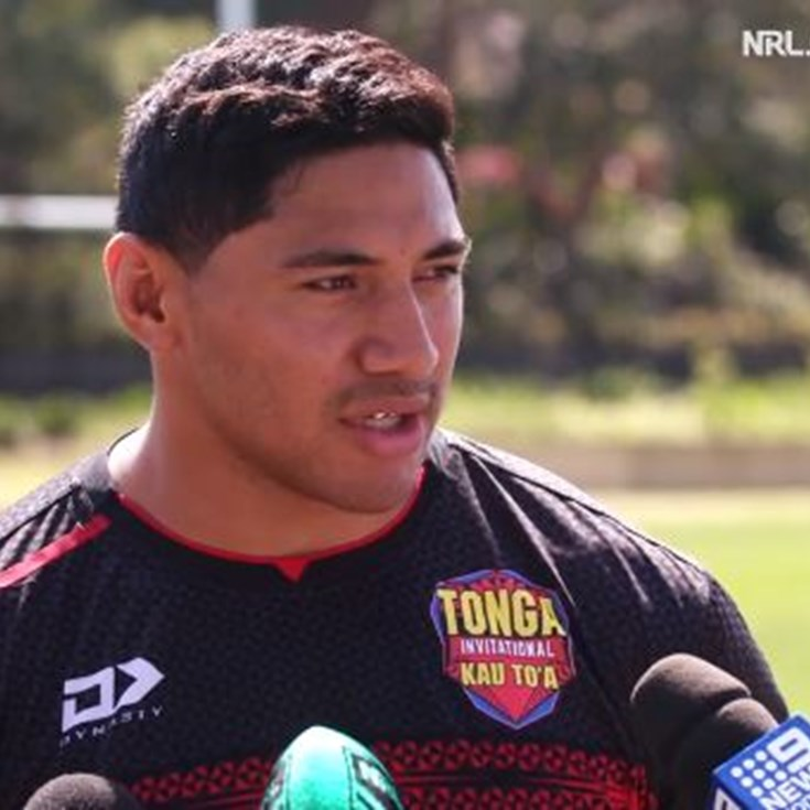 Taumalolo: Our main focus is playing for our people
